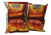 Blairs Death Rain Habanero Chips 2-pack