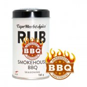 Cape Herb Rub Smokehouse BBQ