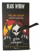 Black Widow Dark Chocolate - Ghost Chili