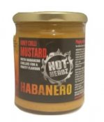 Honey Habanero Mustard