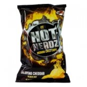 Jalapeno Cheddar Chips  Hot-Headz
