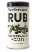 Cape Herb Rub Mediterranean Roast