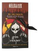 Hellraiser Milk Chocolate - Ghost Chili