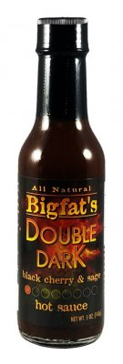 Bigfats Double Dark Black Cherry & Sage