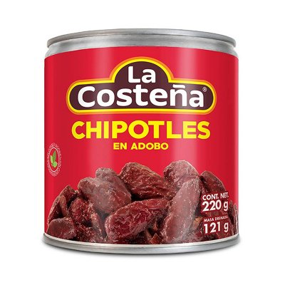 Chipotle in Adobo Sauce - La Costena