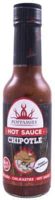 Chipotle Hot Sauce - Poppamies