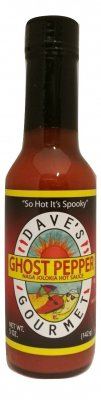 Daves Ghost Pepper Sauce