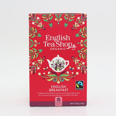 English Breakfast - English Tea Shop
