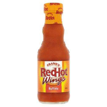 Franks Red Hot Buffalo Wing
