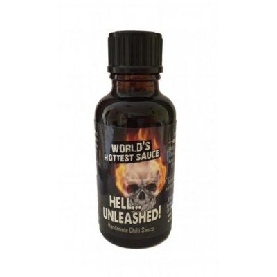 Hell Unleashed Worlds Hottest Sauce
