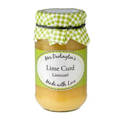 Lime curd Mrs Darlington