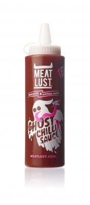 Ghost Chilli Sauce - Meat Lust