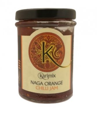 Naga Orange Chili Jam - Karimix