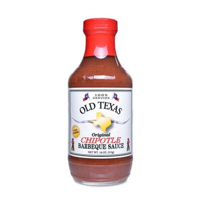 Old Texas Original Chipotle Barbeque Sauce