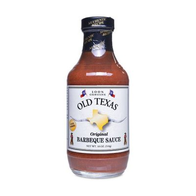Old Texas Original Barbeque Sauce