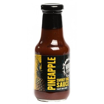 Pineapple Smokey BBQ Sauce - Hot Headz