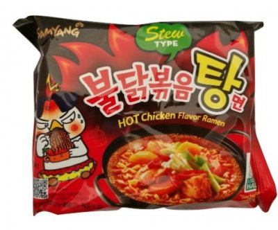 Samyang Hot Chicken Stew Type Ramen