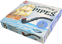 Lakritspipor - Skippers Pipe Original
