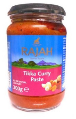 Tikka Curry Paste - Rajah