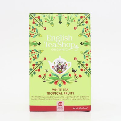 Vitt Te Tropical Fruits - English Tea Shop